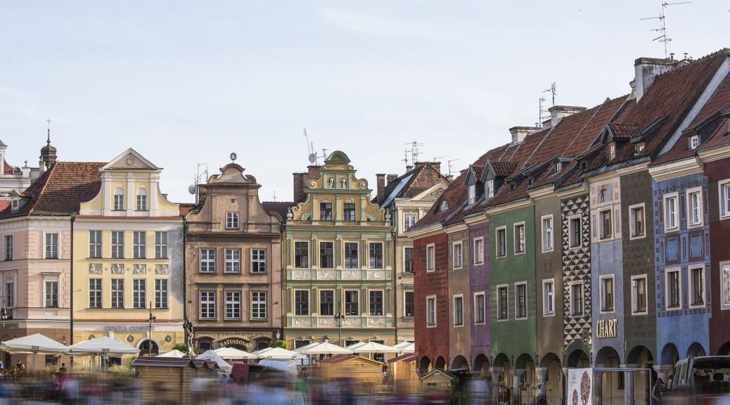 Poznan - Centrum
